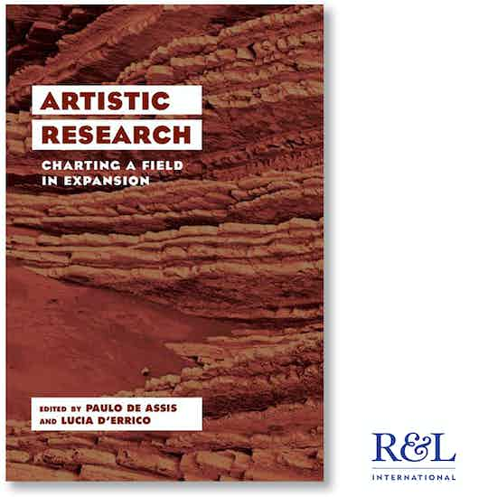 Artistic Research Charting A Field In Expansion