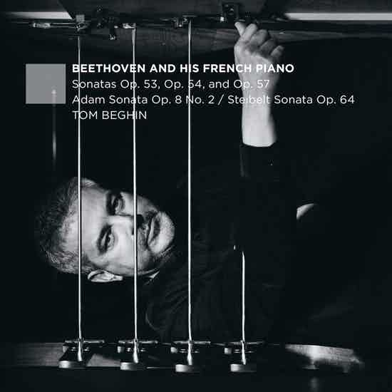 Beethoven And His French Piano Front