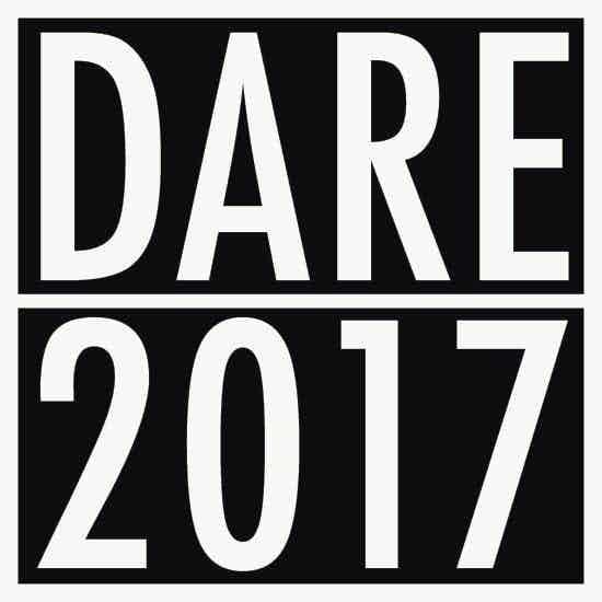 DARE 2017 logo