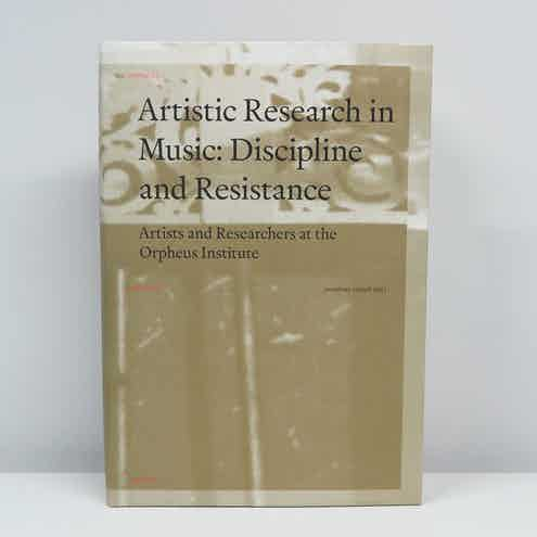Discipline And Resistance American Cover