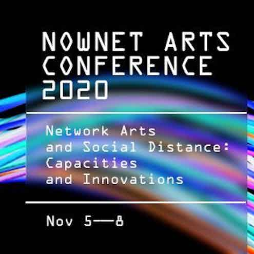 Now Net Arts Conference 2020