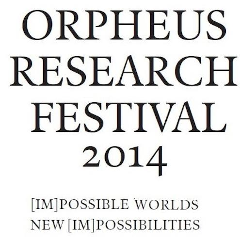 Research Festival 2014