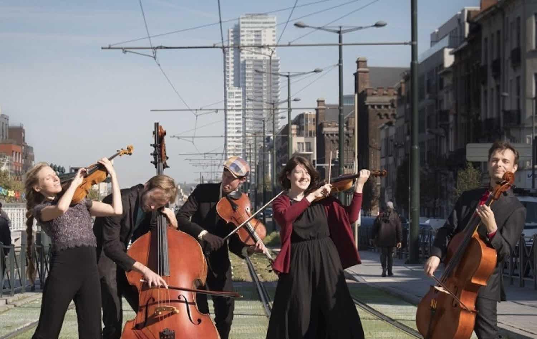 St George Quintet Website