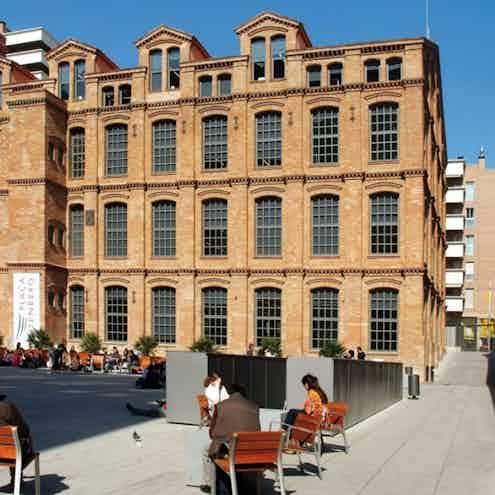 Universitat Pompeu Fabra Picture Erasmus In Barcelona 1 1024X686