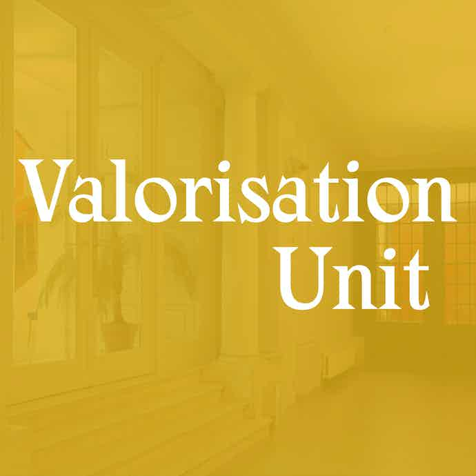 Valorisation Unit Image