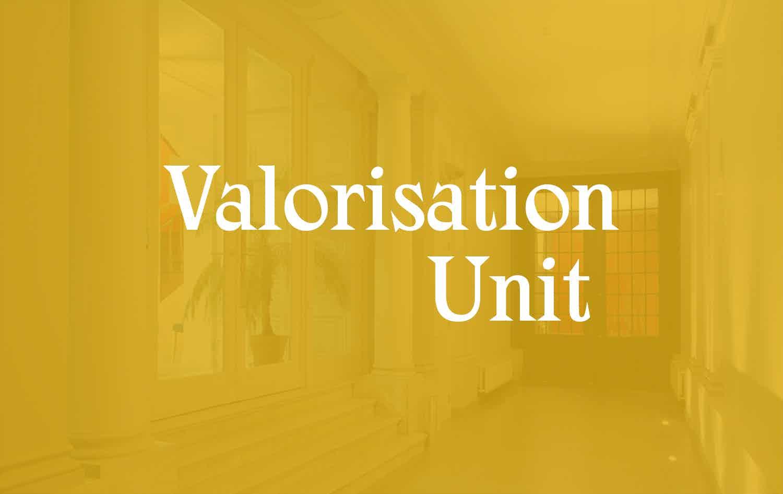 Valorisation Unit Image