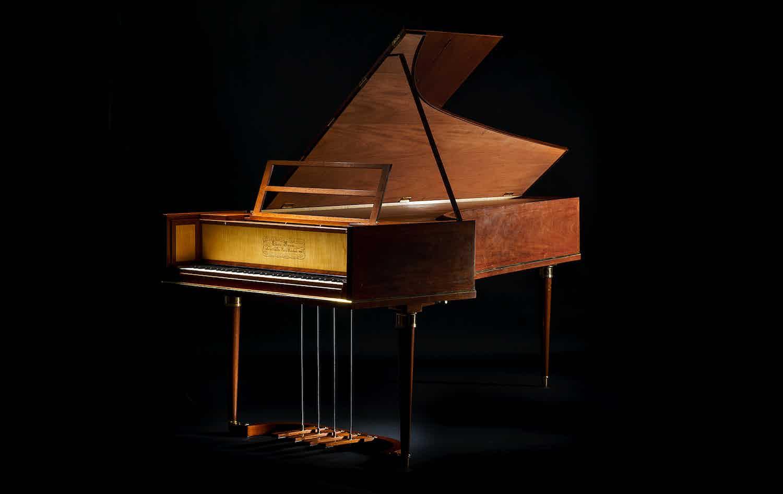 Erard Piano Replica Pieter Peeters